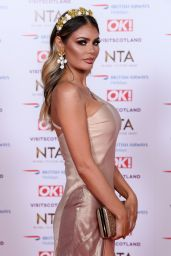 Chloe Sims – National Television Awards 2019