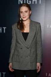 "Christiane Seidel – ""I Am The Night"" Premiere in NY"