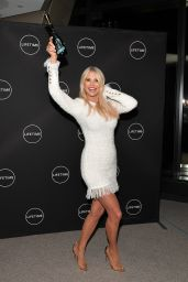Christie Brinkley - Cocktails & Converation With