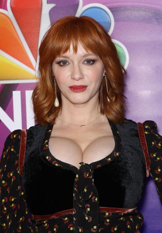 Christina Hendricks - NBC