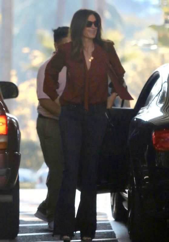 Cindy Crawford - Arriving at The Beverly Hills Hotel 01/29/2019