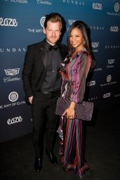 "Cisely Saldana – The Art of Elysium's 12th Annual ""Heaven"" Gala"