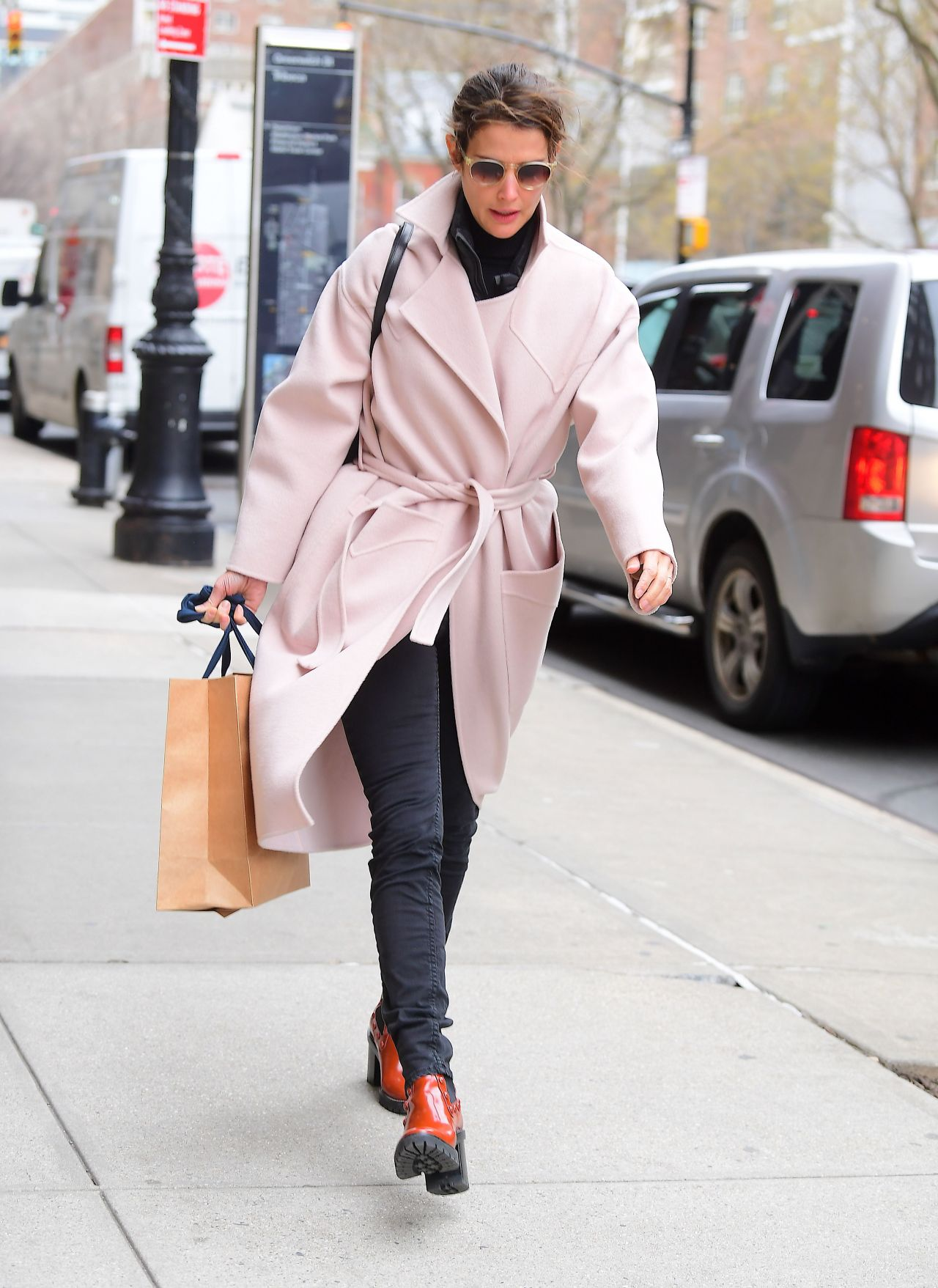 Cobie Smulders Fashion and Style 01/10/2019
