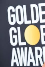 Connie Britton – 2019 Golden Globe Awards Red Carpet