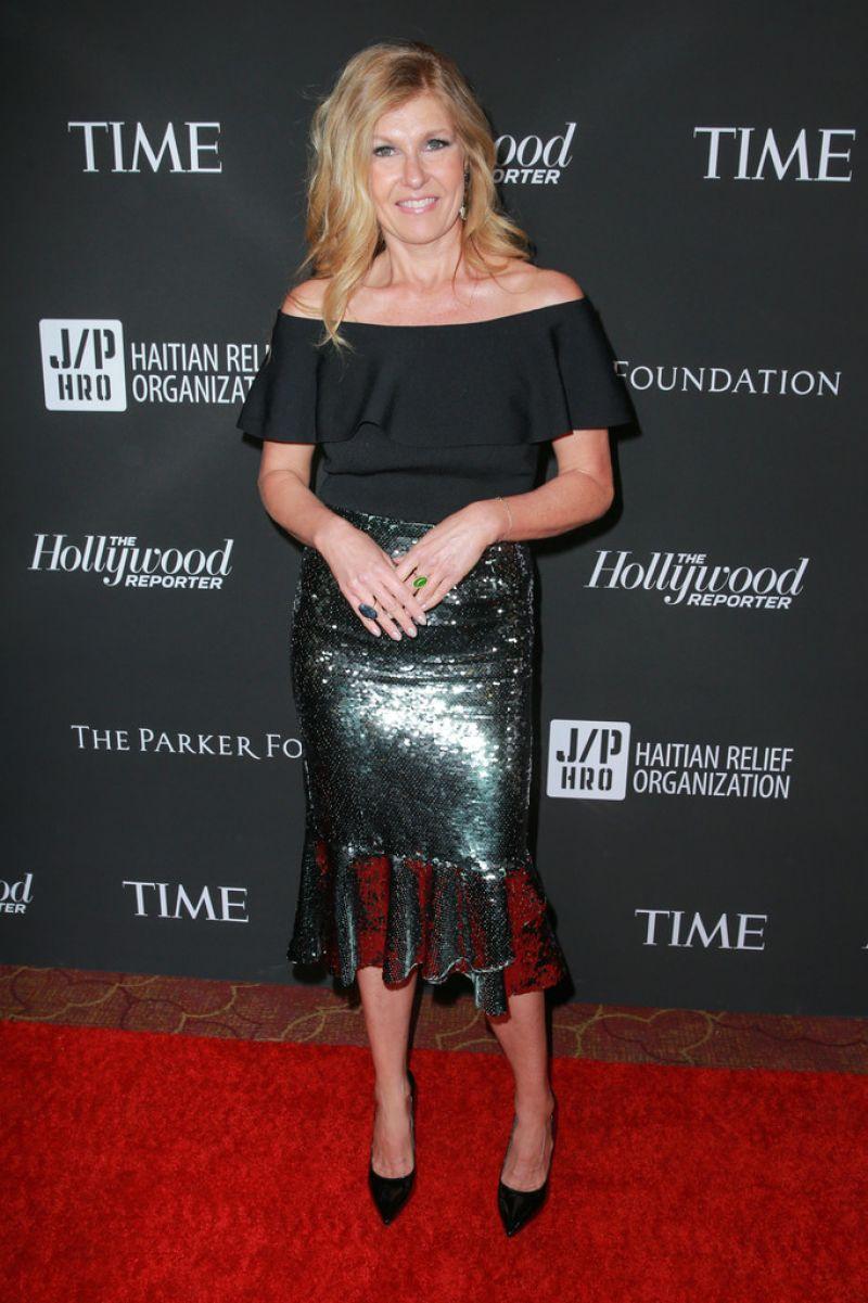 Connie Britton – Sean Penn J/P HRO Gala in LA 01/05/2019