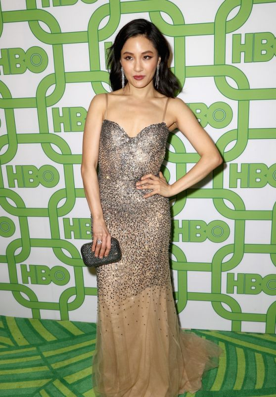 Constance Wu – 2019 HBO Official Golden Globe Awards After Party