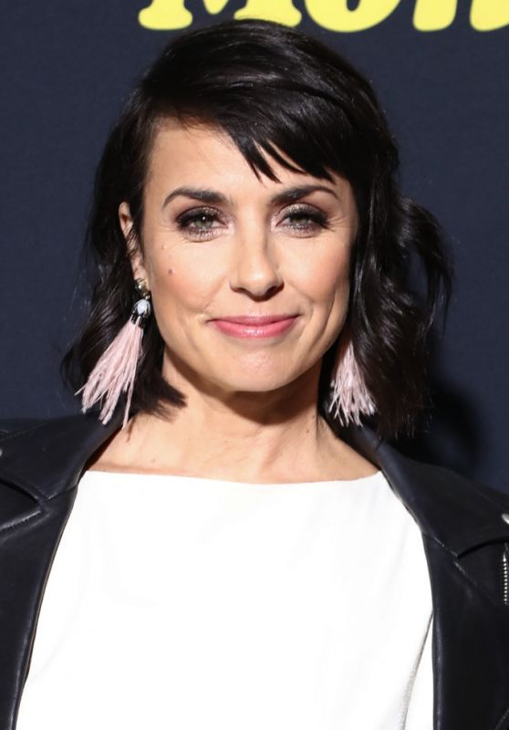 "Constance Zimmer – ""Black Monday"" Premiere in LA"