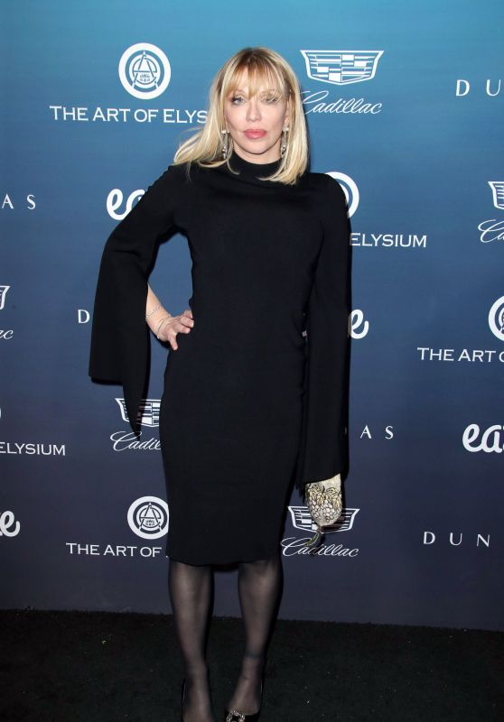 "Courtney Love – The Art of Elysium's 12th Annual ""Heaven"" Gala"