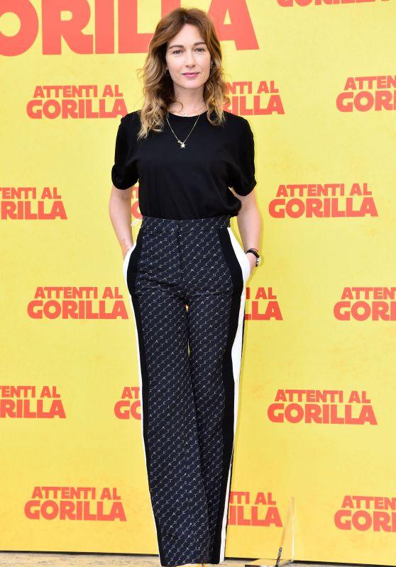 """Cristiana Capotondi - """"Attenti al gorilla"""" Photocall in Rome"""
