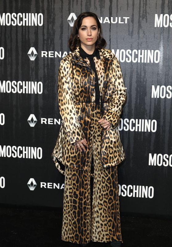 Cristina Pelliccia – Moschino Show in Rome 01/08/2019
