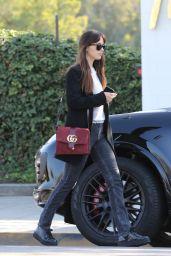 Dakota Johnson - Out in Beverly Hills 01/10/2019