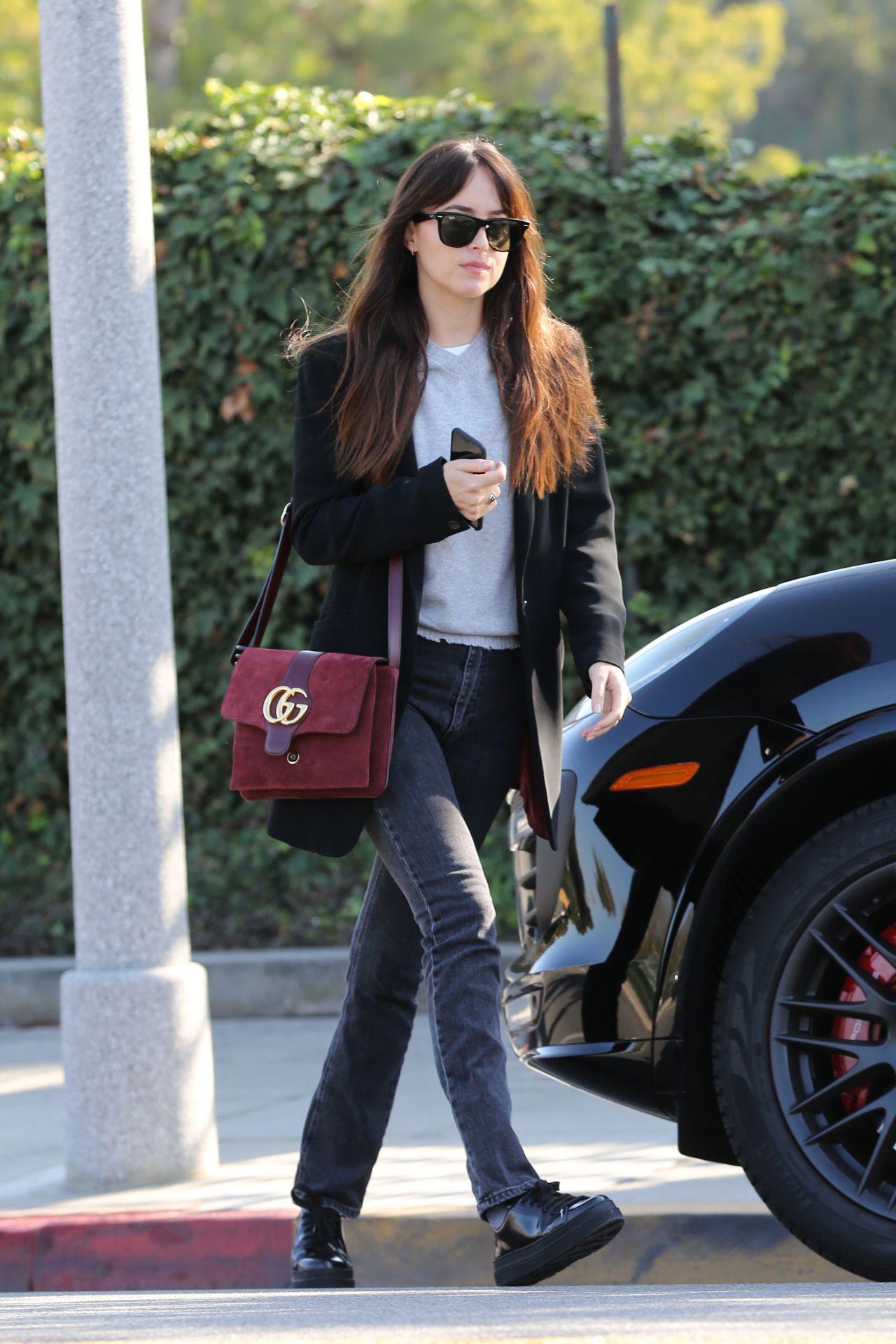 Dakota Johnson Out In Beverly Hills 01 10 2019
