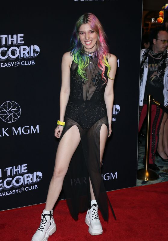 Dani Thorne – On The Record Grand Opening in Las Vegas