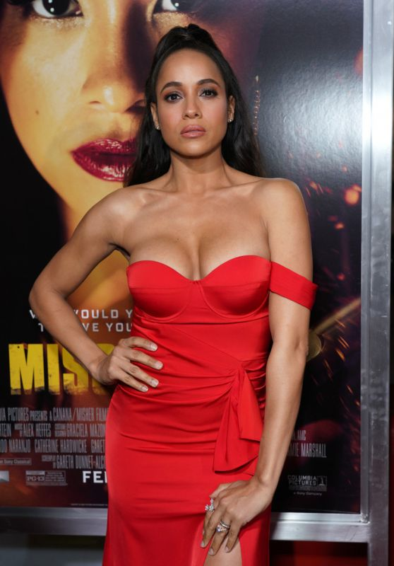 "Dania Ramirez – ""Miss Bala"" Premiere in LA"