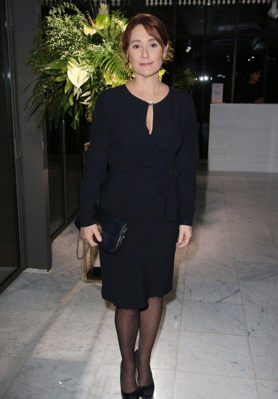 "Daniela Lumbroso – ""Diner De La Mode"" at Paris Fashion Week 01/24/2019"