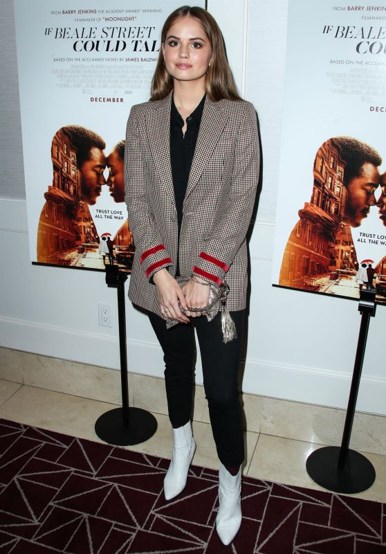 "Debby Ryan - ""If Beale Street Could Talk"" Special Screening in LA"