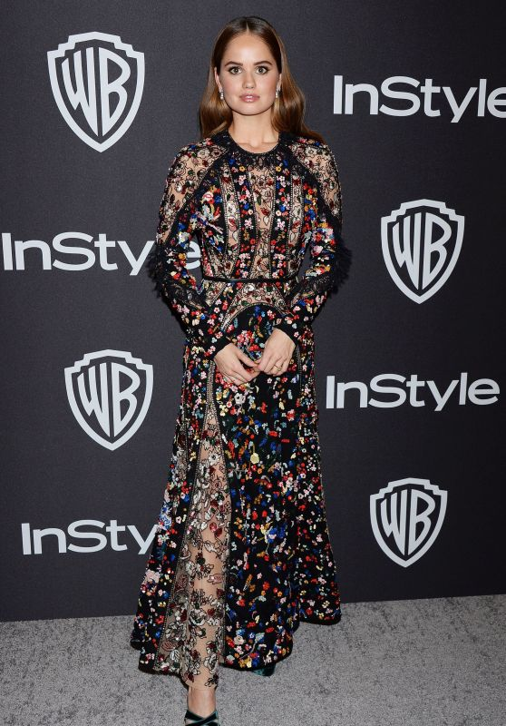 Debby Ryan – InStyle and Warner Bros Golden Globes 2019 After Party
