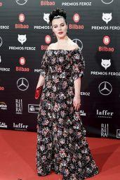 Debi Mazar – Feroz Awards 2019 in Bilbao