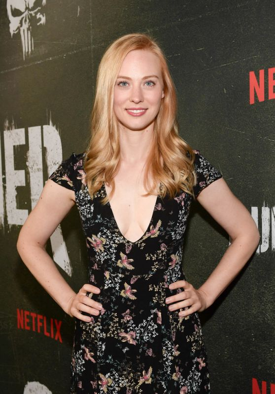 "Deborah Ann Woll - ""The Punisher"" Season 2 Premiere in LA"