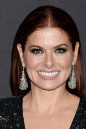 Debra Messing – InStyle and Warner Bros Golden Globe 2019 After Party