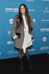 """Demi Moore - """"Corporate Animals"""" Premiere at The Sundance Film Festival"""