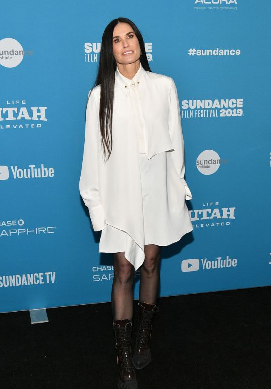 "Demi Moore - ""Corporate Animals"" Premiere at The Sundance ..."