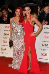 Diane Buswell – National Television Awards 2019