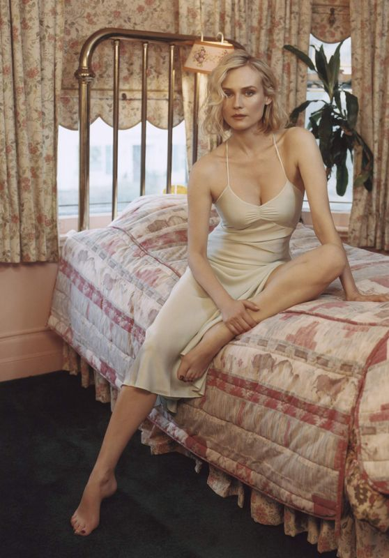 Diane Kruger - The Edit by Net-A-Porter January 2019