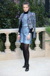 Diane Rouxel – Chanel Show in Paris 01/22/2019