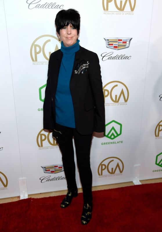 Diane Warren – 2019 Producers Guild Awards