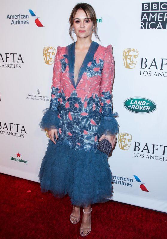 Dina Shihabi – BAFTA Tea Party in LA 01/05/2019