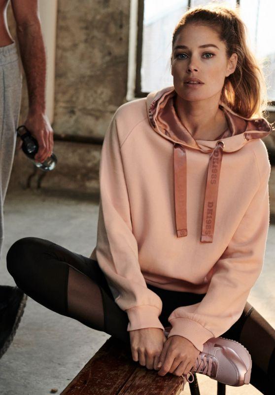 Doutzen Kroes - DK1985 Hunkemoller Activewear Collection 2019