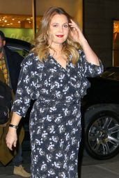 Drew Barrymore - Shopping in NYC 01/15/2019