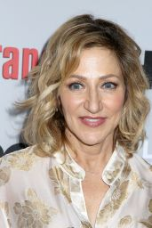 Edie Falco – The Sopranos 20th Anniversary Panel Discussion in NYC