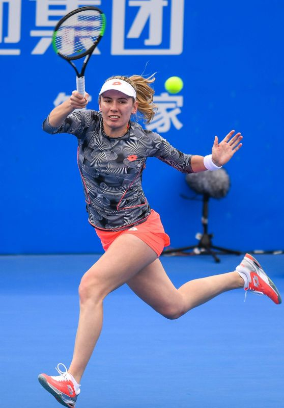 Ekaterina Alexandrova - Shen Zhen Open Tennis Tournament 01/02/2019