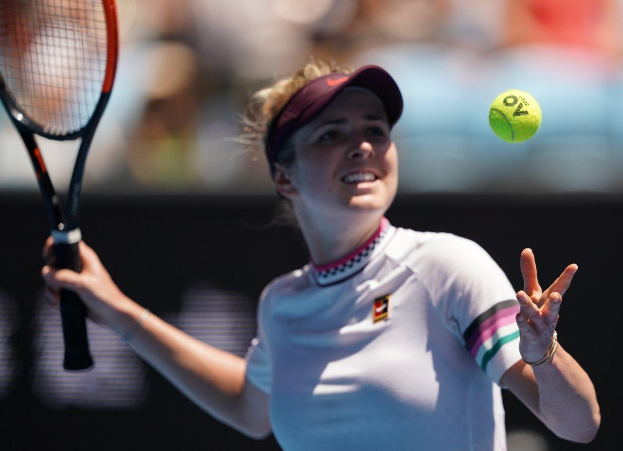 Elina Svitolina – Australian Open 01/21/2019