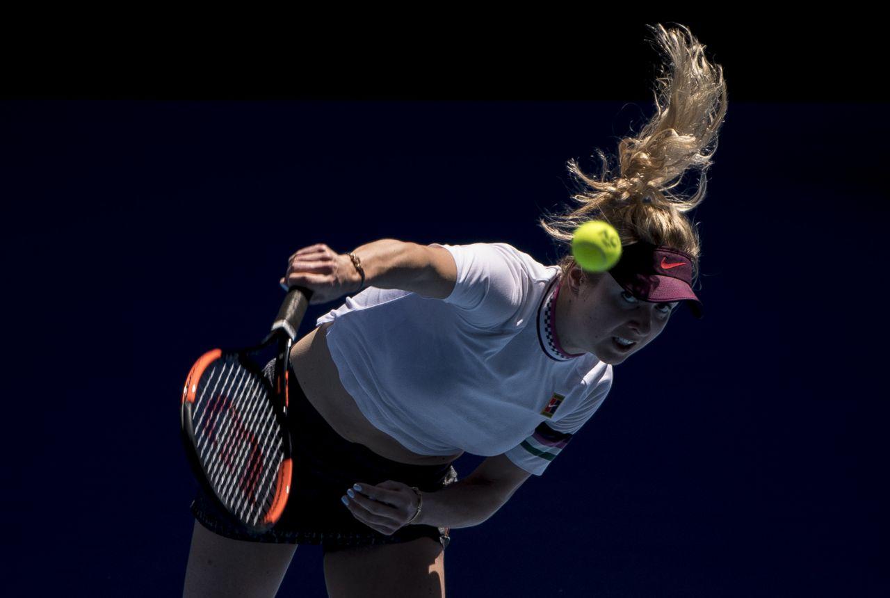 Elina Svitolina – Australian Open 01/23/2019