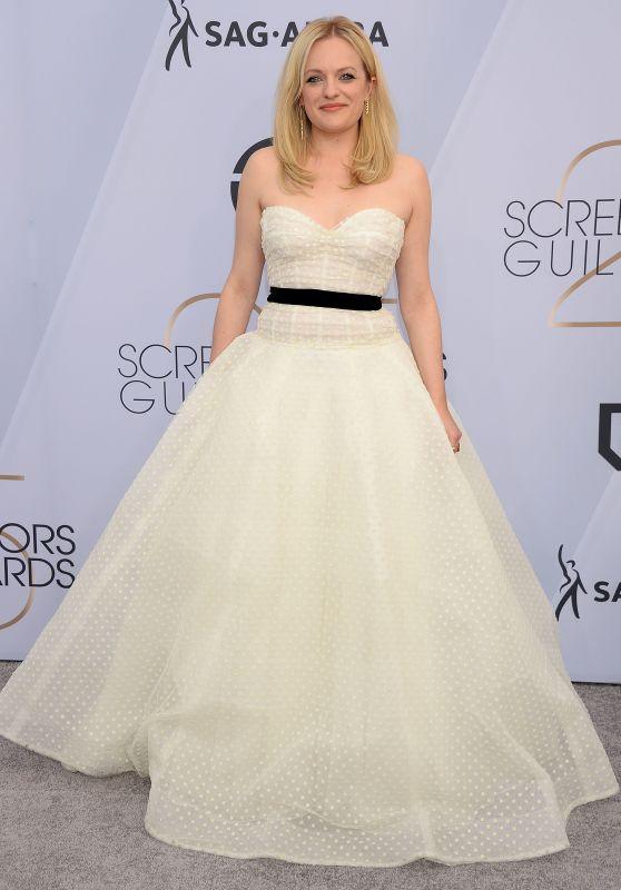 Elisabeth Moss – 2019 SAG Awards