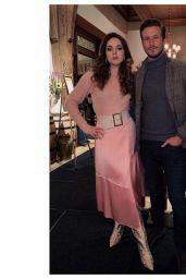 Elizabeth Gillies - Personal Pics 01/31/2018