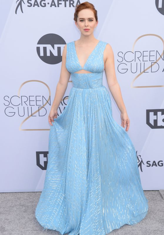 Elizabeth McLaughlin – 2019 SAG Awards