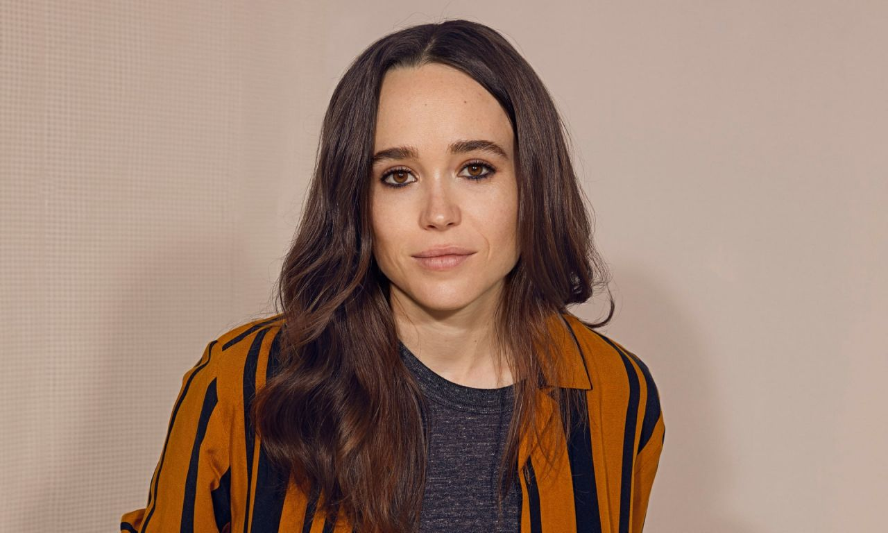 Ellen Page 2019
