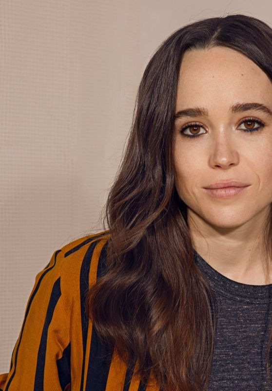 Ellen Page - The Observer Magazine January 2019