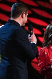 Emilia Fox – National Television Awards 2019