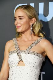 Emily Blunt – 2019 Critics' Choice Awards