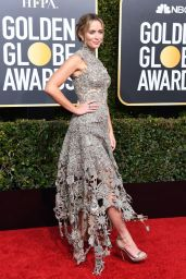 Emily Blunt – 2019 Golden Globe Awards Red Carpet