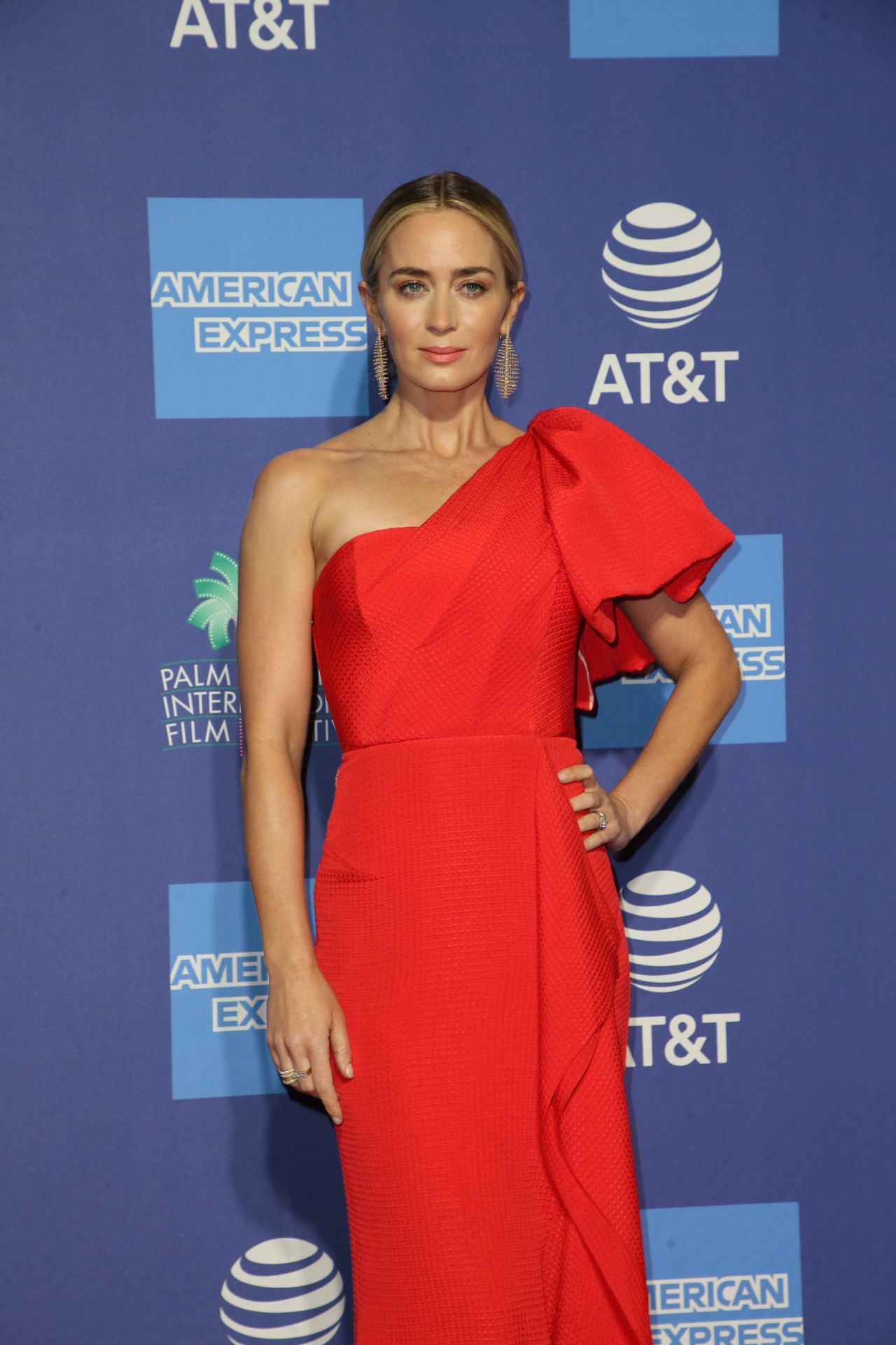 emily blunt  u2013 2019 palm springs international film festival