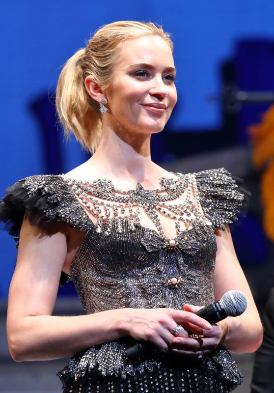 "Emily Blunt - ""Mary Poppins Return"" Premiere in Tokyo"