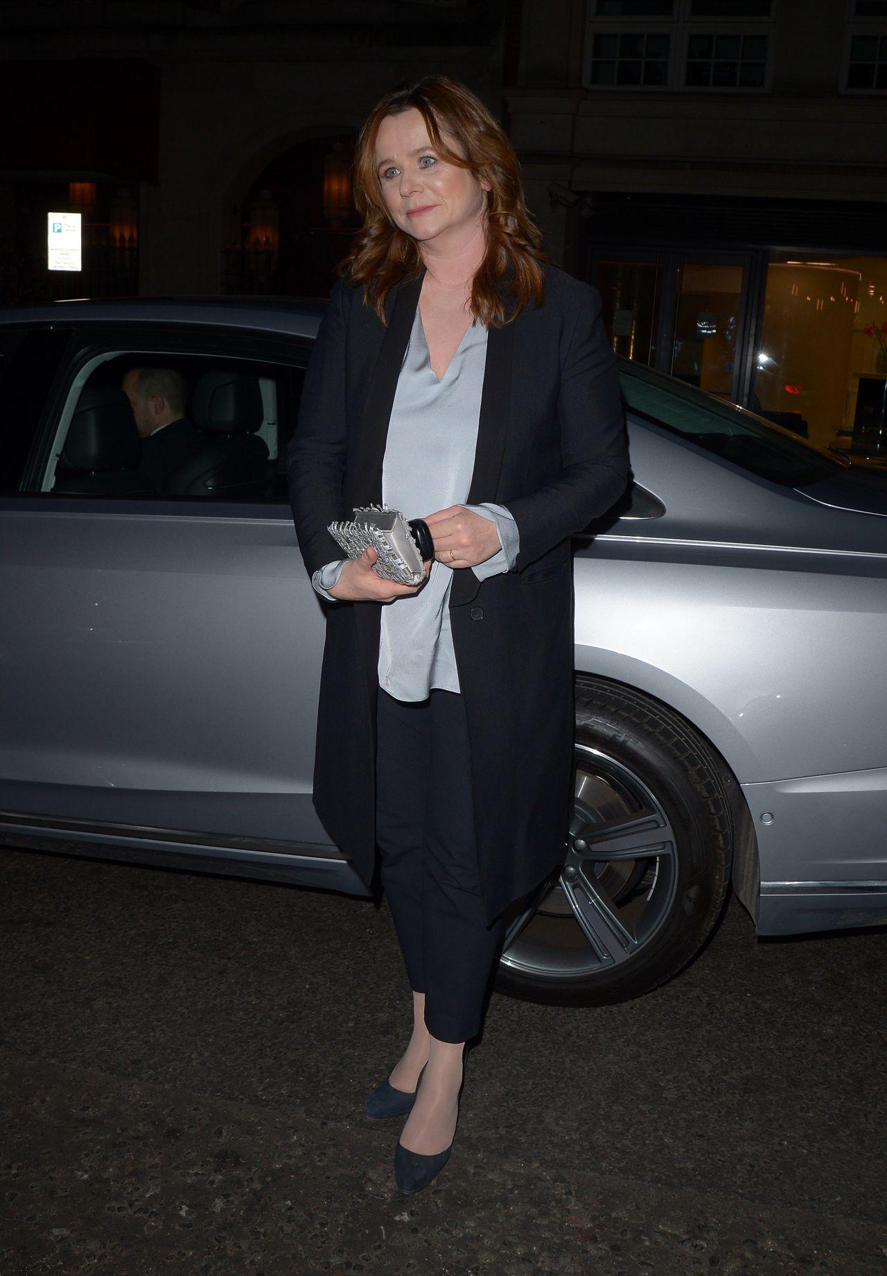 Emily Watson 2019 London Critics Circle Choice Awards