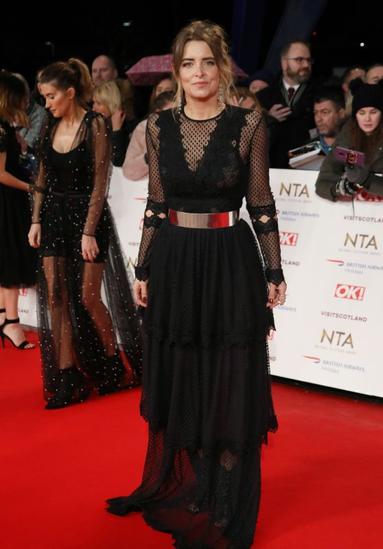 Emma Atkins – National Television Awards 2019