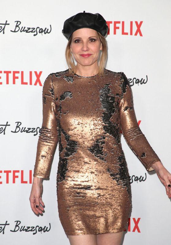 """Emma Caulfield – """"Velvet Buzzsaw"""" Premiere in LA"""